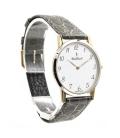 Reloj de caballero Cris Charl con caja chapada en oro 18 kt