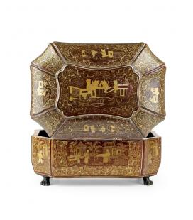Caja Japonesa s.XVIII