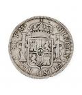 Moneda de plata Española de Carlos IV – 1795