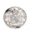 Moneda de plata Española de Alfonso XIII