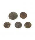 Monedas del Impero Romano en Bronce