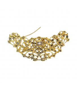Imperdible Vintage de Oro con Diamantes
