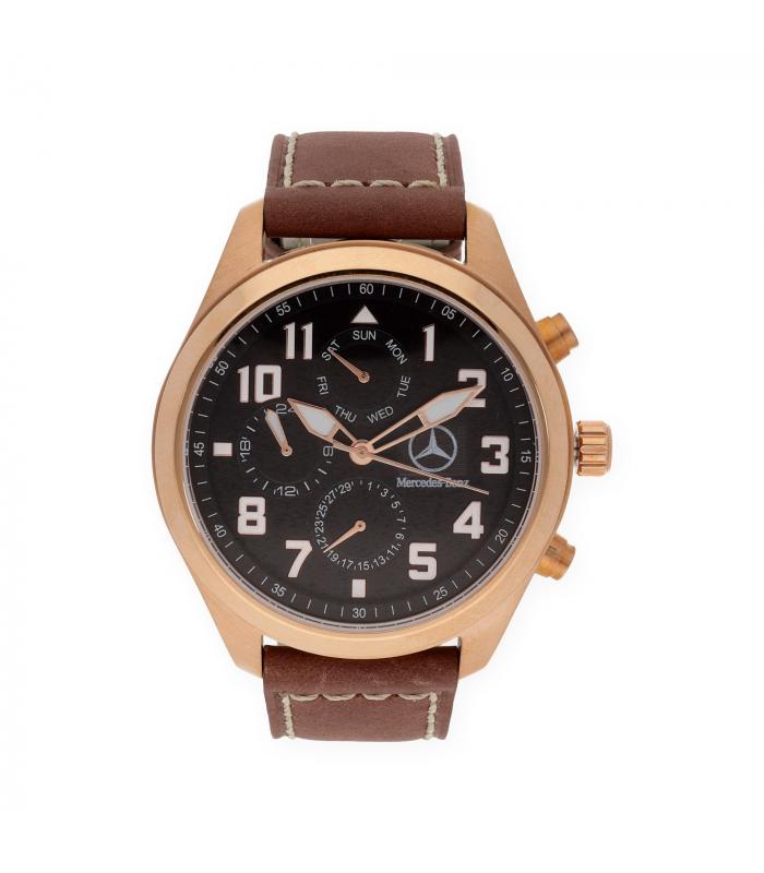 80016ba14c75 Conjunto Reloj S S y Llavero para Mercedes