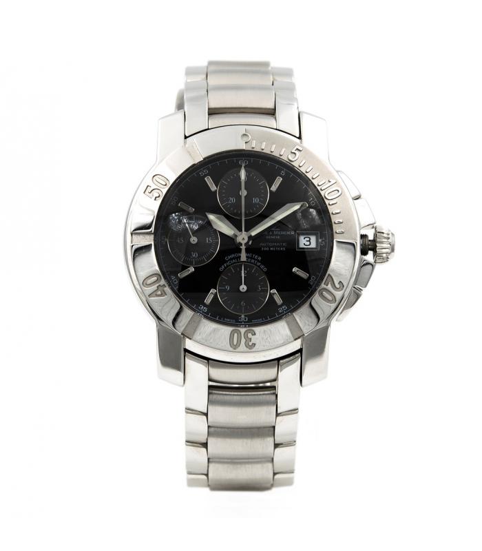 Reloj Baume & Mercier serie Capeland para caballero