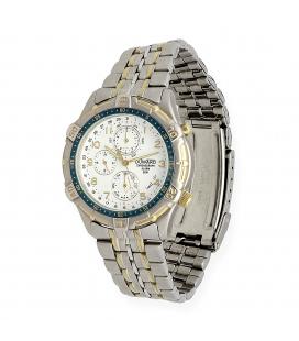 Reloj de Caballero de Acero y Oro Duward Chronograph