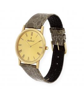 Reloj de Caballero en Oro Cris Charl Modelo HC5024