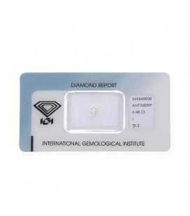 Diamante Talla Brillante de 0,46 ct I – SI 2