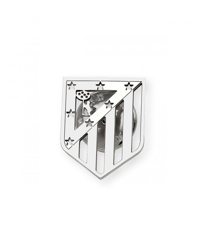 Pin Atlético de Madrid de plata de Ley 925