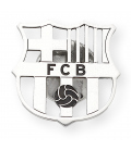 FC Barcelona Pin de plata de Ley 925