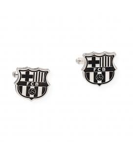 Gemelos Futbol FC Barcelona Plata de Ley 925
