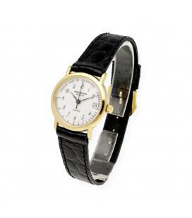 Reloj Raimond Weil de Señora en Acero y Oro