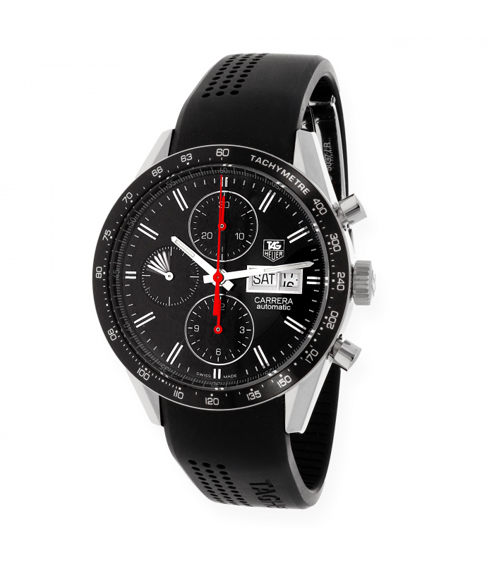 TAG Heuer Carrera Calibre 16 Day Date Automatic Chronograph para Caballero