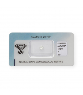 Diamante Talla Brillante de 0,40 ct H – VS 1