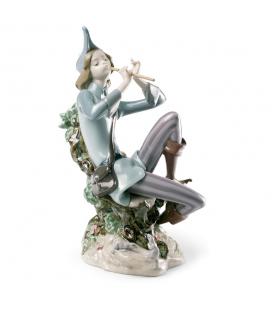 Lladró Figura del Flautista de Hamelin 01008425