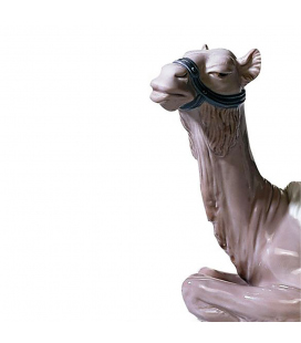 Lladró Figura de El Camello en Belén 01006944