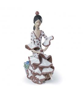 Lladró Figura de Andaluza Serena 01008499
