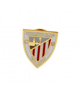 Pin Athletic Club Bilbao en Oro de Ley Esmaltado y Diamantes