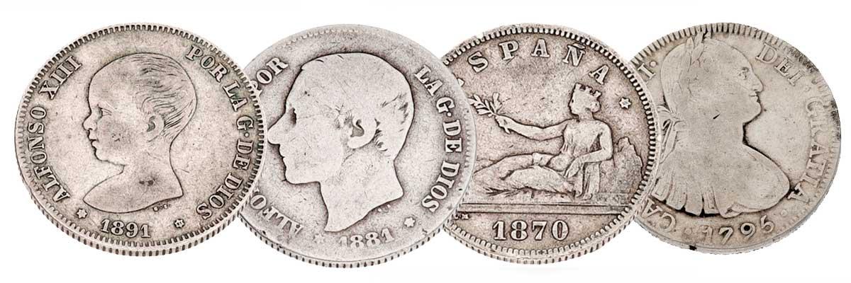 Numismática española