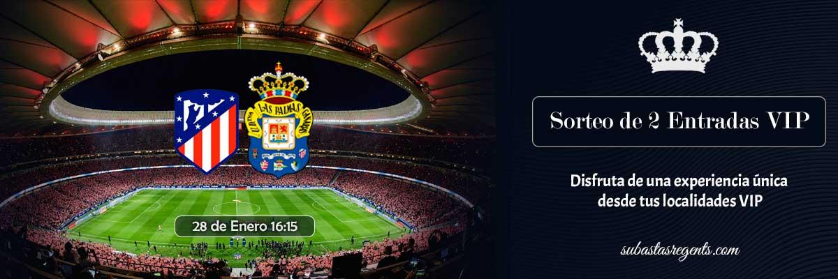 Entradas VIP Atletico Las Palmas