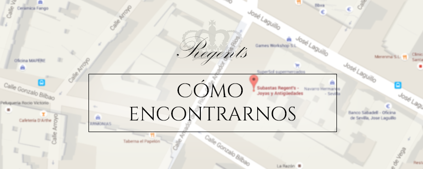 Localización, Horarios y Contacto de la Sala Regent's en Sevilla