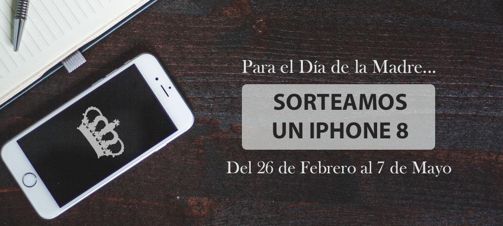 Sorteo Iphone 8 Subastas Online