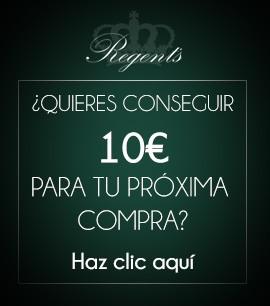 Consigue 10€ de regalo para tu próxima compra